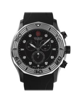 Relógio Swiss Military Hanowa Homem Preto