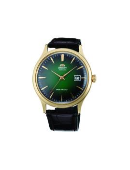 Relógio Orient Classic Homem Castanho e Verde