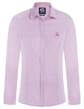 Camisa Oxford de Senhora Rosa Giorgio di Mare