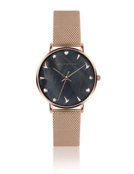 Relógio Emily Westwood Dourado rosa Preto MOP