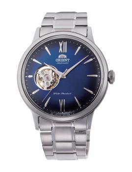 Relógio Orient Classic Azul e Metálico