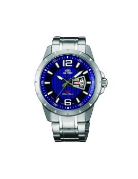 Relógio Orient Sports Prateado e Azul