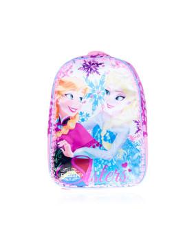 Mochila Poliéster 24,5X36X10,5 cm Frozen Sisters