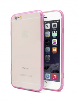 Capa Fluor-Side Rosa Para Iphone 6/6S