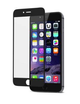 Protetor de Ecrã Temperado Full Cover para IPHONE 6/6S PLUS Lite Preto