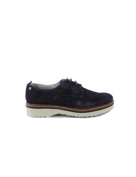 Sapato Oxford Sotoalto Argentino Azul