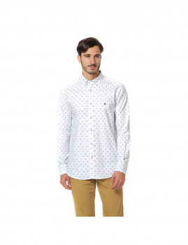 Camisa Time of Bocha Topo Branca