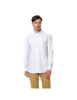 Camisa Time of Bocha Topo Branca