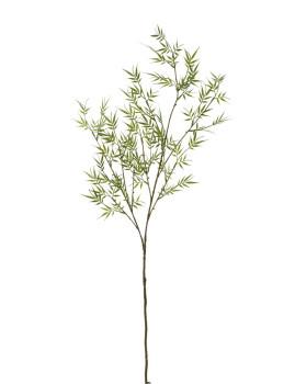 imagem de Ramo Bambum 3 Partes Artificial Verde1