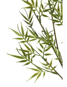 imagem de Ramo Bambum 3 Partes Artificial Verde2