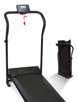Poupe nas idas ao ginásio e faça exercício sem sair de casa com esta Passadeira eléctrica por apenas 199€!