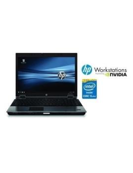 """Oportunidade Recondicionado! Ultraportátil HP EliteBook 8740w de 17"""" com Processador i5 e 8GB de Memória RAM!"""