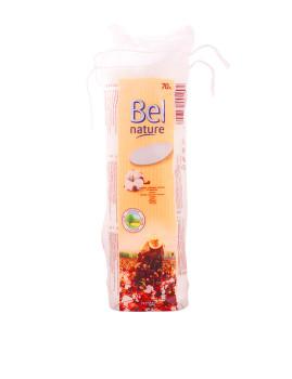Discos Redondos Algodão 100% Orgânico Nature 70 Pz Bel Bel