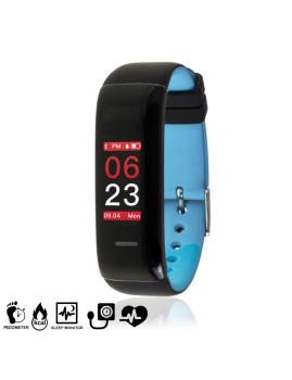 Bracelete Inteligente Smartwatch Azul