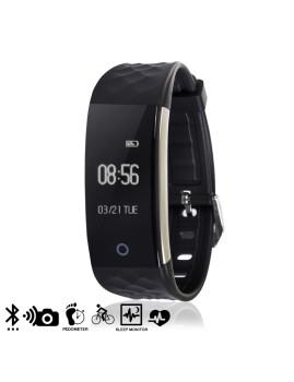 Bracelete Inteligente Smartwatch Preto
