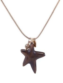 Fio Estrela Castanha