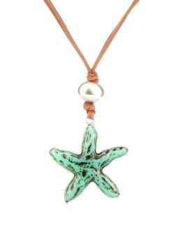 Fio Azul Estrela Do Mar