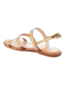 288f5e81e Sandálias Rasas tiras Douradas, até 2015-06-17