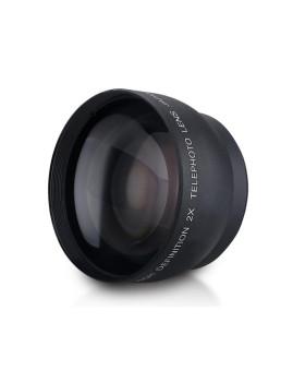 Lente Telefoto objectiva Opção B: Nikom 52mm