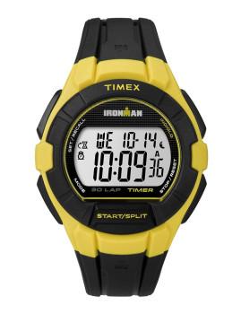 Relógio Timex Ironman Essential Preto e Amarelo