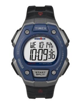 Relógio Timex Classic 50 Preto e Azul Marinho