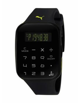 Relógio Puma Calculator Preto