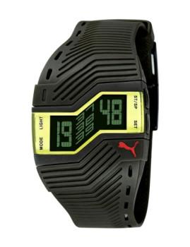 Relógio Puma Preto e Verde