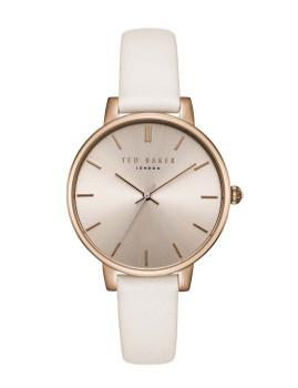 Relógio Senhora Ted Baker Dourado Rosa