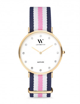 Relógio Lovewatch Senhora Azul Navy