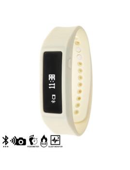 Bracelete Inteligente Smartwatch Branco