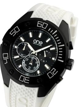 7cb0b4b4b60 Relógio ONE Colours Pantone Branco