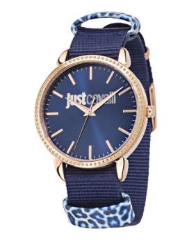 Relógio Just Cavalli Just All-Night Azul