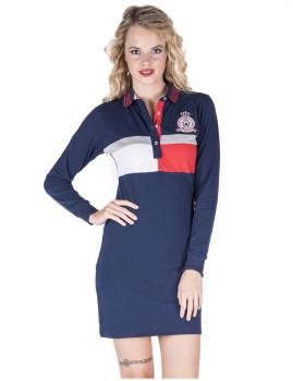 Vestido Giorgio di Mare Azul Navy I