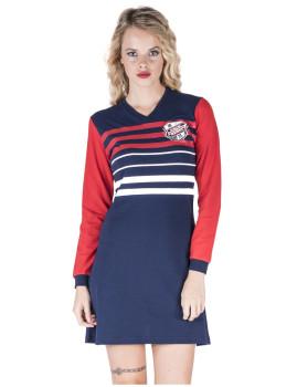 Vestido Giorgio di Mare Azul Navy