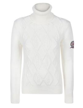 Pullover de Senhora Branco Giorgio di Mare