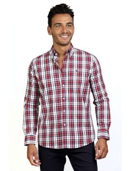 Camisa Time of Bocha Vermelho