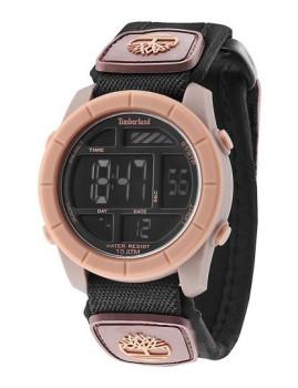 Relógio Timberland Duston Castanho E Preto