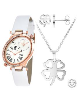 imagem de Relógio Elegant SC bohemic com 42 Cristais Swarovski®1