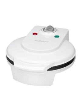 Máquina de waffles Bomann Branca