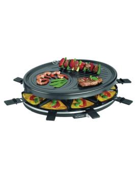 Raclette-Grill 1200W Bomann