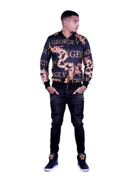 Sweatshirt Homem Preto