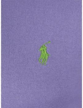 imagem de Pullover decote em V Homem Lilás e Verde Homem 3