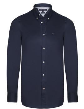 imagem de Camisa Tommy Hilfiger Homem Azul Navy1