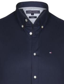 imagem de Camisa Tommy Hilfiger Homem Azul Navy3