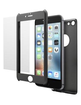 Kit Full Protect para proteção completa do seu IPHONE 6/6S PLUS Preto