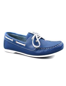 Sapatos Azul Senhora