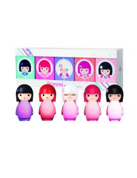 Coffret de 5 mini perfumes Kimmidoll