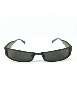 Óculos de Sol Adolfo Dominguez Senhora Pretos e Verdes