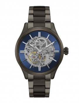 Relógio Homem Kenneth Cole Cinza Escuro