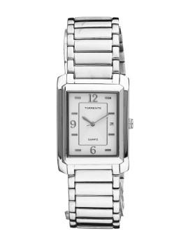 Relógio Homem Torrente MOMENTO Branco